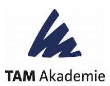 TAM Akademie Logo