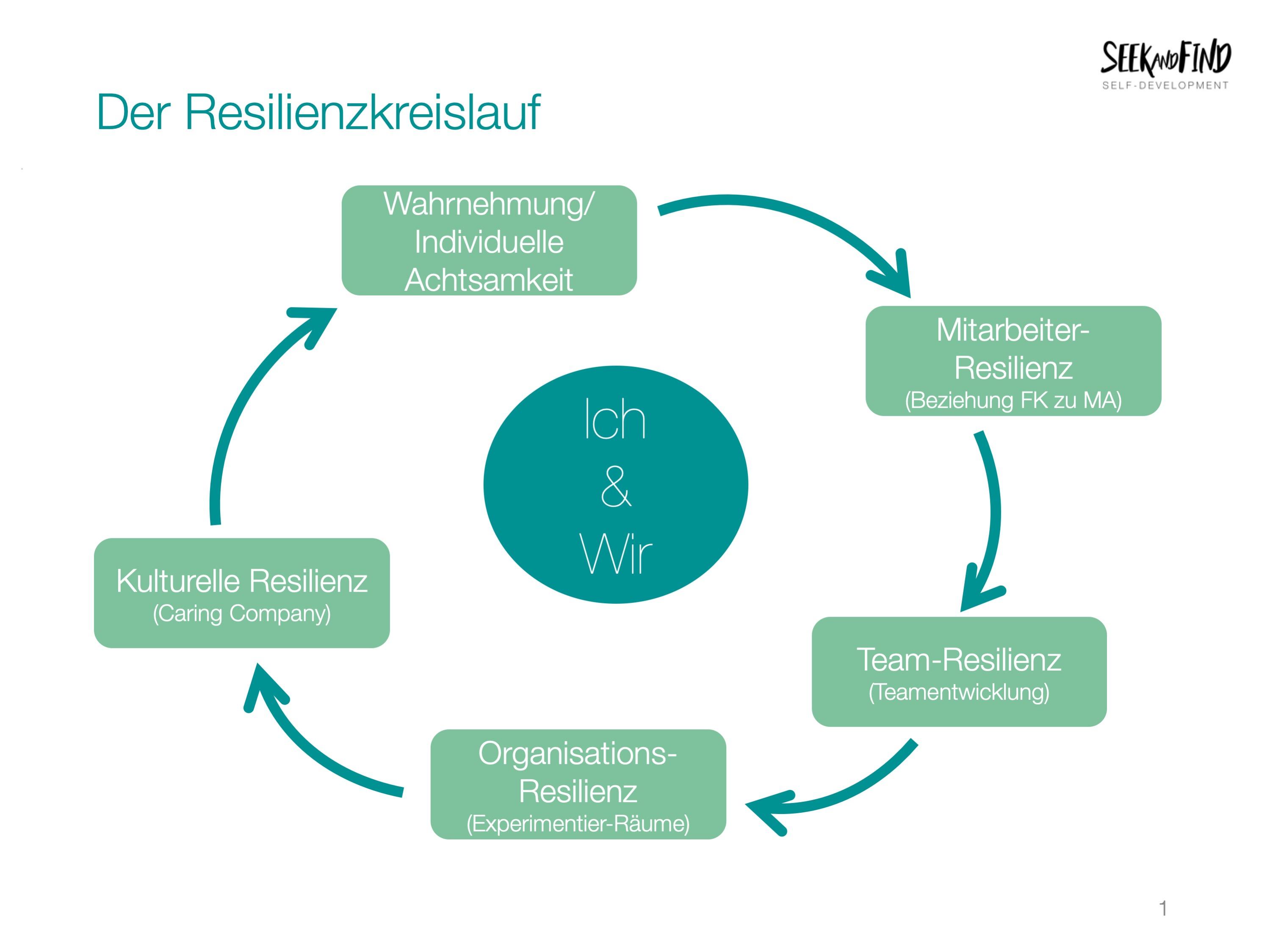 Resilienzkreislauf