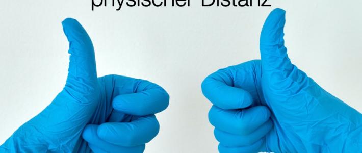 BEST PRACTICE – Führen & Arbeiten in Zeiten physischer Distanz